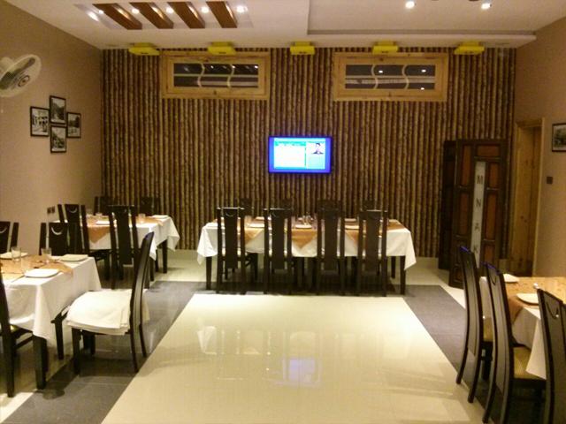 MNAK Restaurant Abbottabad